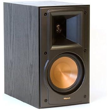Klipsch RB 51 II Pr 2 Way Bookshelf SpeakersBlackDimensions 114 H X 65 W 1075 D