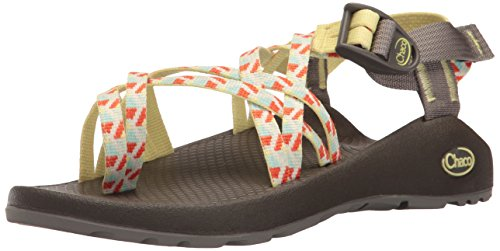 Chaco Women's ZX2 Classic Athletic Sandal, Prism Yellow, 6 M US