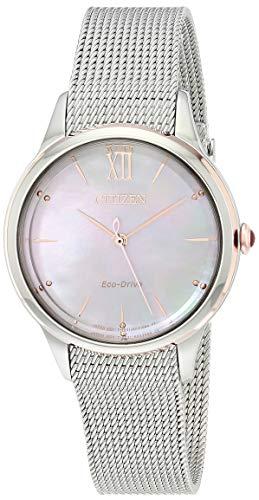 Reloj de vestir Citizen (Modelo: EM0816-53Y)