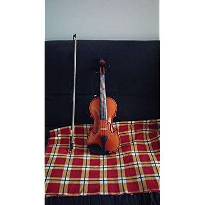becker-4-string-violin-red-brown