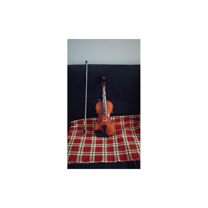 Becker 4-String Violin, Red-Brown high-G