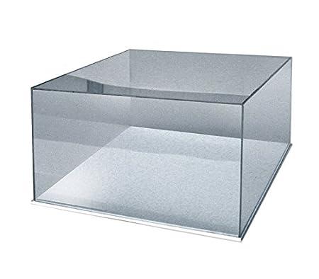ORUS - Teca con base bianca (30 x 30 x 40 (h))