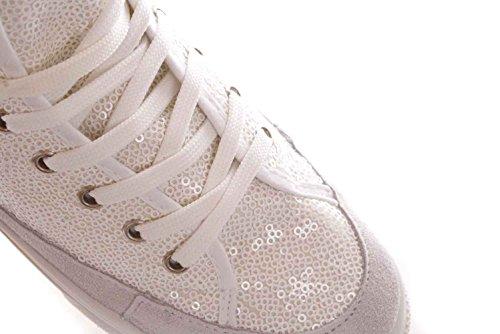 Signore Bianco Guess Stivali Sneaker Stringate 6PTnRqd