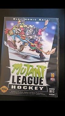 Amazon.com: Mutant League Hockey - Sega Genesis: Video Games