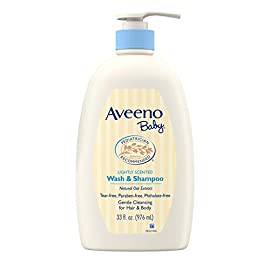 Aveeno-Baby-Gentle-Wash-Shampoo-with-Natural-Oat-Extract-Tear-Free-Lightly-Scented-33-fl-oz