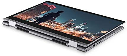 Dell Inspiron 14 inch 5406 2 in 1, FHD Touchscreen Laptop – Intel Core i7-1165G7, 12GB 3200MHz DDR4 RAM, 512GB SSD, Iris Xe Graphics, Windows 10 Home – Titan Grey (Latest Model) 414t1NEx19L