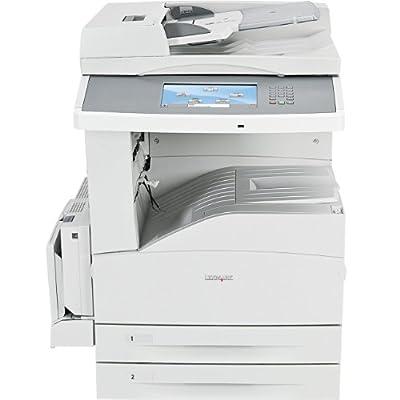 Lexmark 19Z0200 X860DE 4 Monochrome Laser Multifunction Printer-Printer/Copier/Scanner/Fax 35PPM