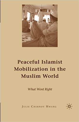 Book Peaceful Islamist Mobilization in the Muslim World: What Went Right by Julie Chernov Hwang (2012-01-15)