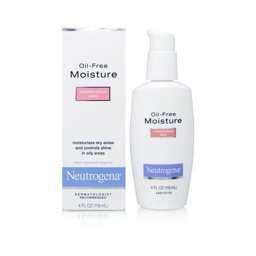 Neutrogena Oil-Free Moisture Combination Skin 118ml/4oz