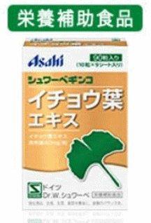 アサヒ シュワーベギンコ イチョウ葉エキス 90粒×2個セット B07B48Z6K4