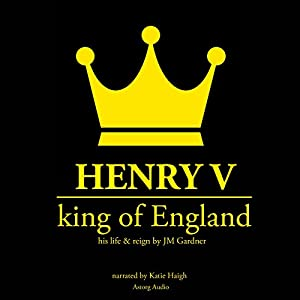 Henry V, King of England Audiobook
