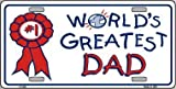 Dad License Plates - Best Reviews Guide
