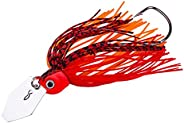 Jig Bass Fishing Lure for Saltwater & Freshwater, Trout Pike Walleye Fishing