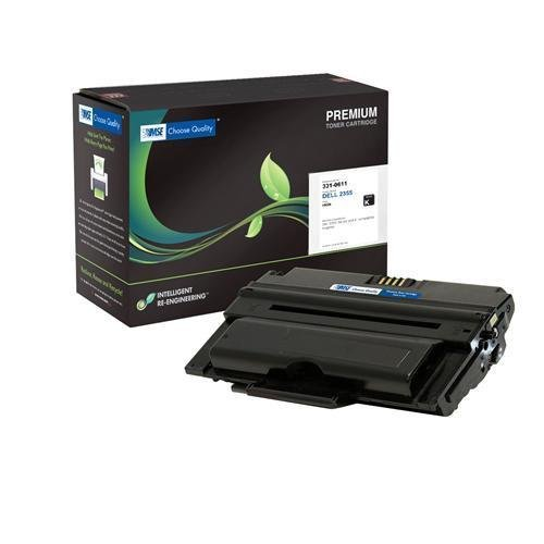 Dell 331-0611 Compatible Toner Cartridge for 2355 Series - 10000 Page Yield (Series Page 10000 Yield)