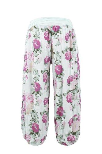 Apparel - Outlet - Pantalón - tiro caído - para mujer Verde