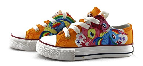 - MY LITTLE PONY Anime Shoes Hand Painted Shoes Sneakers Fashion Shoes for Kids/Unisex Adult Shoes Free Shipping