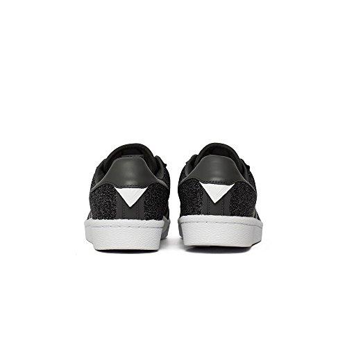 Adidas Eu Da Uomo Wm 000 1 negbás 43 Fitness 3 ftwbla Superstar Scarpe Nero grpumg r6AxrT
