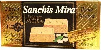 Sanchis Mira Turron de Jijona. 7 oz Just arrived from Spain.
