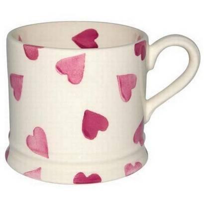 Emma Bridgewater Hearts Baby Mug