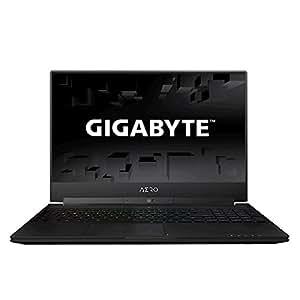Gigabyte AERO15X v8 - Portátil (Intel Core i7-8750H, NVIDIA GeForce GTX 1070, Pantalla LCD IPS de 144Hz, Windows 10 Pro) Color Negro