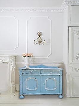 Meuble Buffet De Style Rustique Chic Bleu De Style Provencal