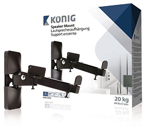 König 20Kg Speaker Mount (Pack of 2)
