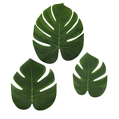 LJDJ Tropical Leaves Palm - Set of 36 - Artificial for sale  Delivered anywhere in USA