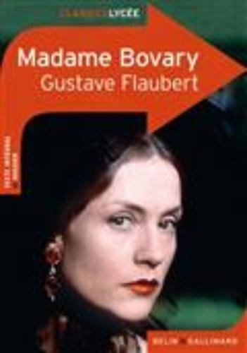 Book cover for Madame Bovary