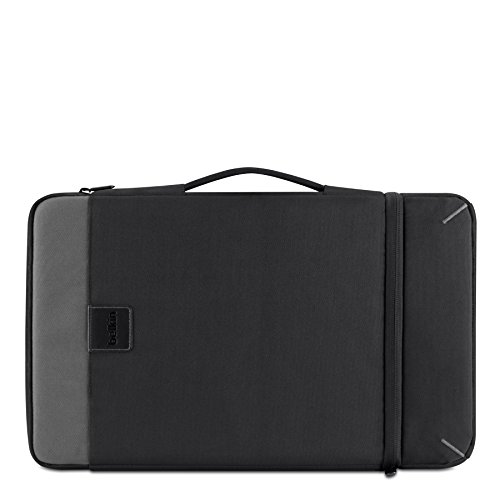 Belkin Air Protect Sleeve for 11-Inch Laptops, Notebooks, Ultrabooks and Chromebooks, Designed (Elem Air)