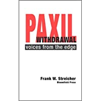 Paxil Withdrawal: Voices from the Edge