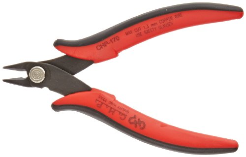 414t7uLh8KL - Hakko CHP-170 Micro Soft Wire Cutter 1.5mm Stand-off Flush Cut 2.5mm Hardened...