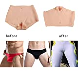 Liifun Fake Vagina Underwear Realistic Sissy