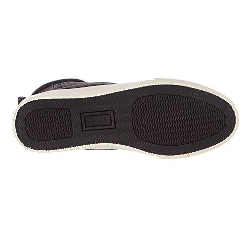 Polo Ralph Lauren Mens Tavis Sneaker Houtskool