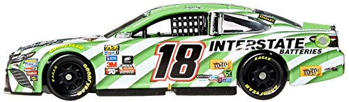Kyle Busch 2017 Interstate Batteries NASCAR Diecast 1:64 (Race Nascar Busch)