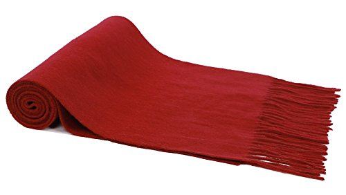 Simplicity Womens Luxurious Cashmere Scarf