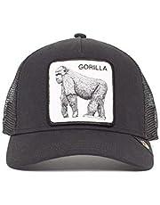 Goorin Bros. 'King of The Jungle' Animal Farm Trucker Snap Back Baseball Hat