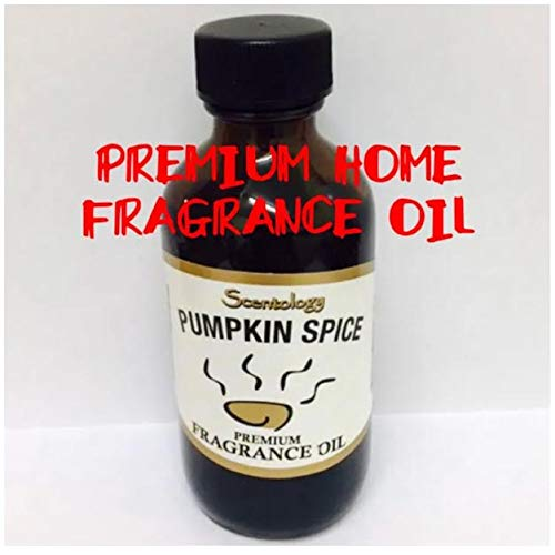 (Scentology Pumpkin Spice Home Fragrance Oil 2FL OZ)