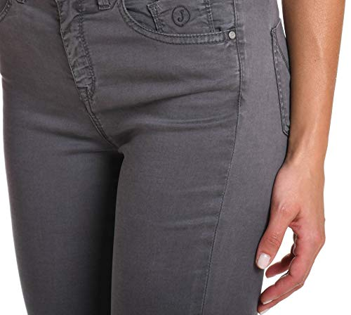 Gris Femme 37PCJDPA46XT22581 Jeans Jeckerson Coton UwSaHHZq