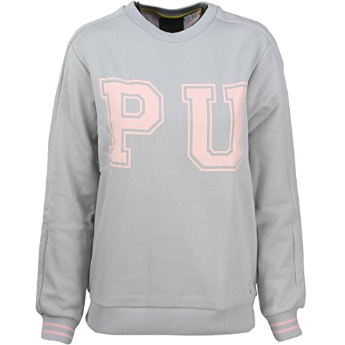 Puma Womens Vashtie Crew Sweatshirt Medium High (Stadium Crew Sweatshirt)
