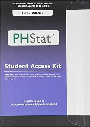 phstat2 3.5