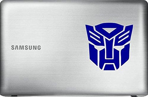 Autobot Laptop - Autobot Transformer (Blue 5