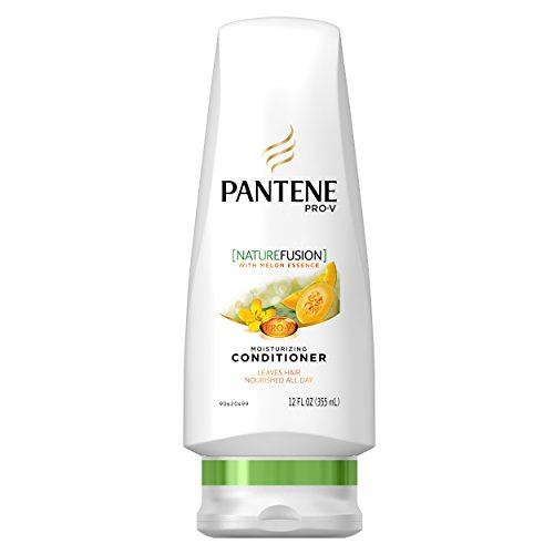 Pantene Pro-V Nature Fusion Moisturizing Conditioner with Melon Essence - Powered by Cassia - 12 (Silky Moisturizing Conditioner)