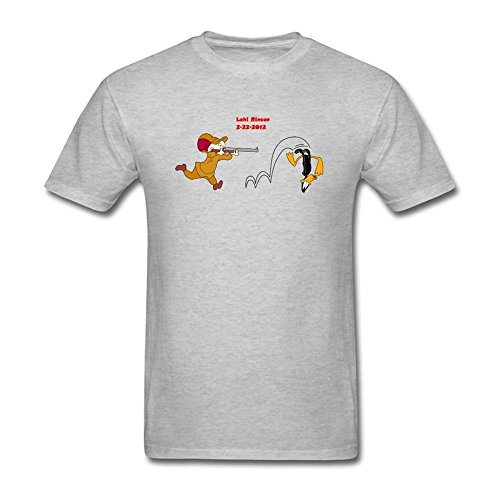 tommery-mens-elmer-fudd-short-cotton-t-shirt