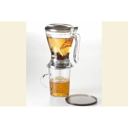 Magic Tea Maker  for making up to 17 oz of tea or coffee using pour over technique. works with your cup.