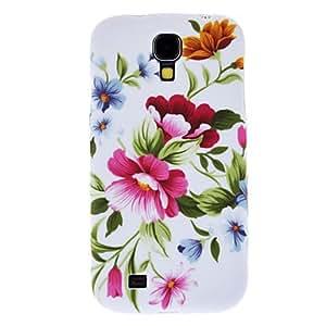 TY-Flores Grandes estuche suave para Samsung Galaxy i9500