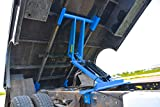 Pierce Medium Duty Dump Hoist Kit for Flatbed