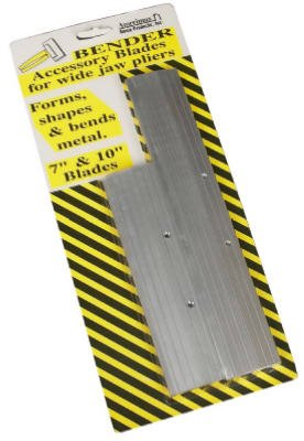 Amerimax Home Products 85030 Metal Bender Accessory Blades, 7 & 10-In. - Quantity 12