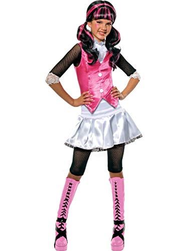 Girls Draculaura Monster High Costume]()