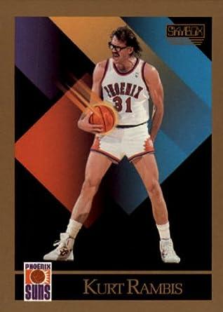 Amazon.com: 1990 SkyBox Basketball Card (1990-91) #229 Kurt Rambis