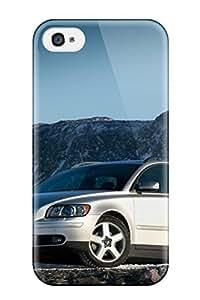 Jose Cruz Newton's Shop New Style For Iphone 4/4s Premium Tpu Case Cover 2005 Volvo V50 Protective Case 2145989K65664575